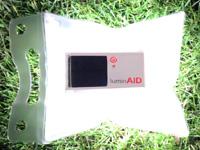 LuminAID(太陽光充電ランタン)